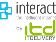 Interact Intranet by IT Delivery Mobile Logo