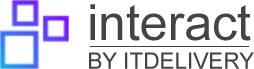 Interact Intranet by IT Delivery Mobile Retina Logo